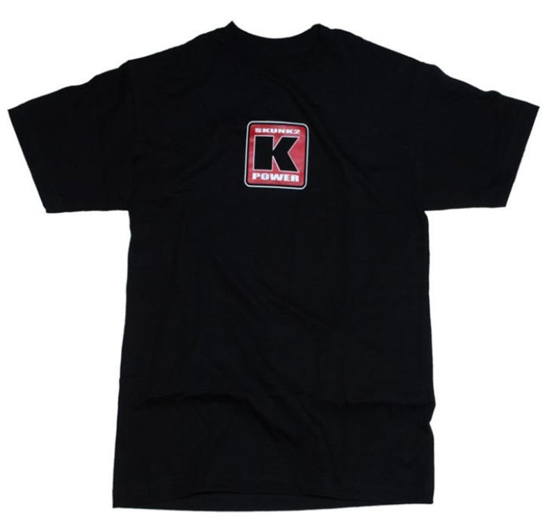 Skunk2 K-Power Tee (Black) - M