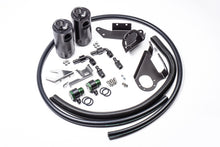 Load image into Gallery viewer, Radium Engineering Nissan 370Z Dual Catch Can Kit