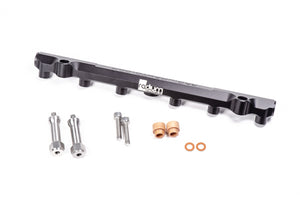 Radium Engineering Mazda 20B-REW Secondary Fuel Rail (6 Port)