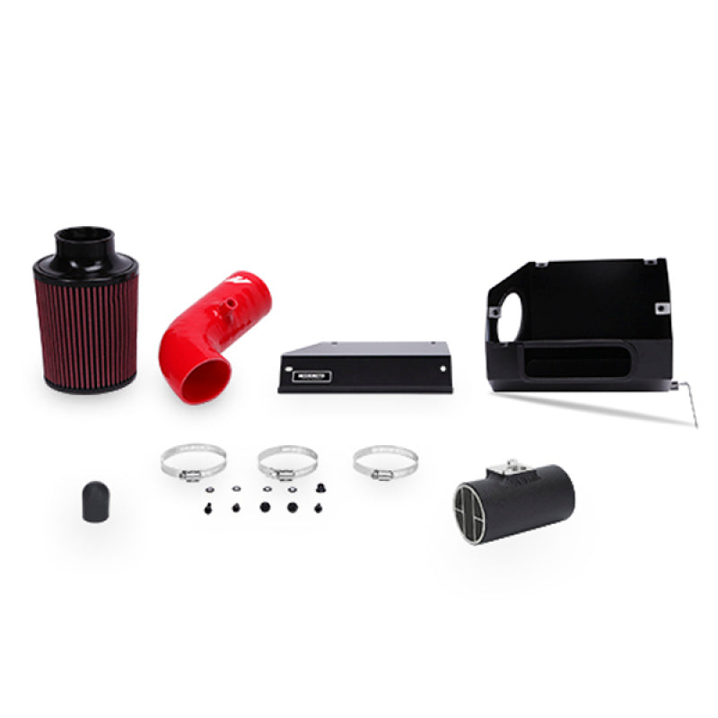 Mishimoto 13+ Subaru BRZ/Scion FR-S Performance Air Intake Kit w/ Airbox - Red - Honey Badger Auto Mall