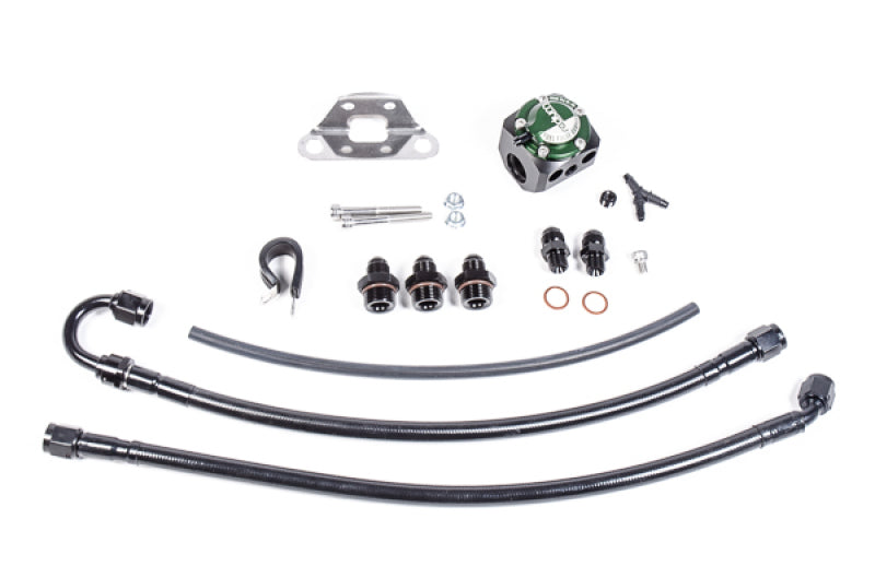 Radium Engineering Toyota Supra MKIV Fuel Pulse Damper Kit