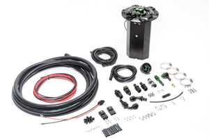 Radium Engineering Fuel Hanger Nissan 350Z (AEM Lift Pump and 2 Walbro Surge Pumps Included)