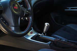 Perrin BRZ/FR-S/86 Brushed Tapered 1.8in Stainless Steel Shift Knob