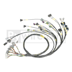 Rywire 13B Adaptronic Mil-Spec Engine Harness w/EV14 Primary/Secondary Plugs & Manual Trans