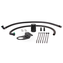 Load image into Gallery viewer, Mishimoto 19+ Ford Ranger Baffled Oil Catch Can Kit - Black