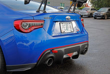 Load image into Gallery viewer, Perrin Subaru BRZ/Scion FR-S/Toyota 86 Tow Hook Kit (Rear) - Red
