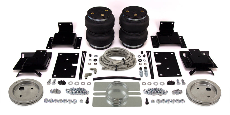 Air Lift Loadlifter 5000 Ultimate for 09-17 Dodge Ram 1500 w/ Stainless Steel Air Lines