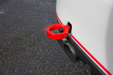 Load image into Gallery viewer, Perrin 15-19 Subaru WRX/STI Tow Hook Kit (Rear) - Red