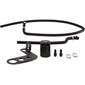 Mishimoto 10-15 Chevrolet Camaro SS (Automatic) Baffled Oil Catch Can Kit - Black