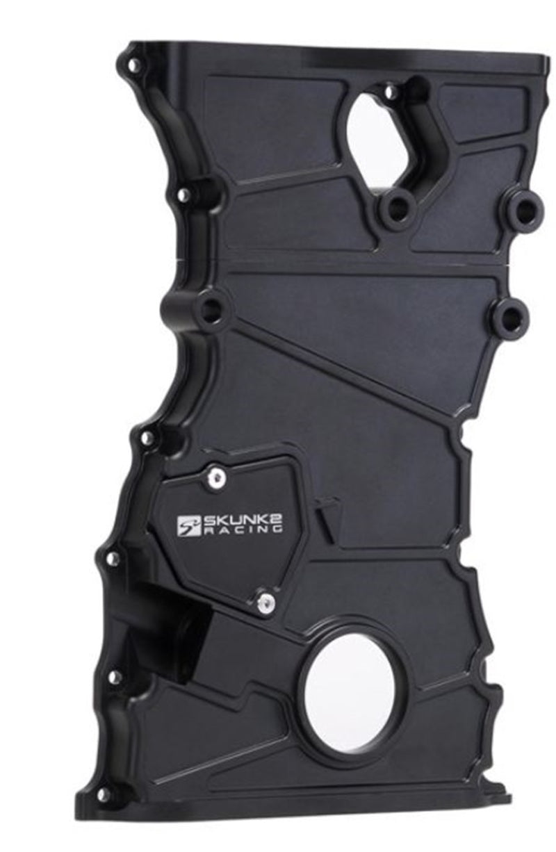 Skunk2 Honda/Acura K-Series (K20 Only) Black Anodized Timing Chain Cover