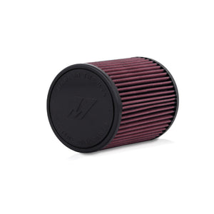 Mishimoto Performance Air Filter - 5in Inlet / 7in Filter Length - Honey Badger Auto Mall