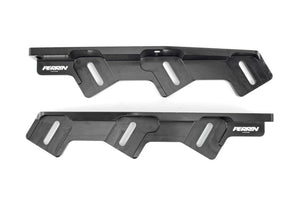 Perrin 17-19 Ford F-150 Raptor Front Bumper Light Mount Brackets