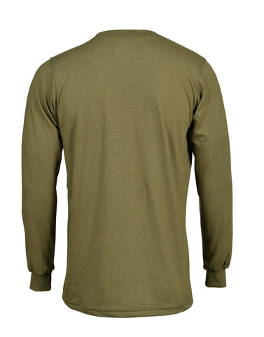 LUXURY LEAF™️ CAMO FROCKET LONG-SLEEVE