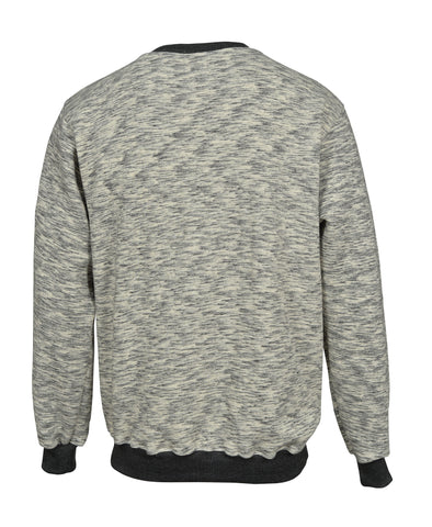 LUXURY LEAF™️ CREW-NECK SWEATER