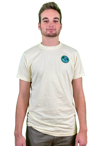 Luxury Leaf™️ Hemp Tee with Logo