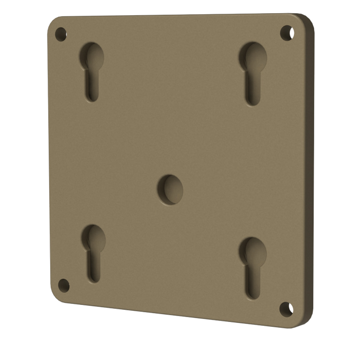 10 G Fixed Position Plate TACEVAC