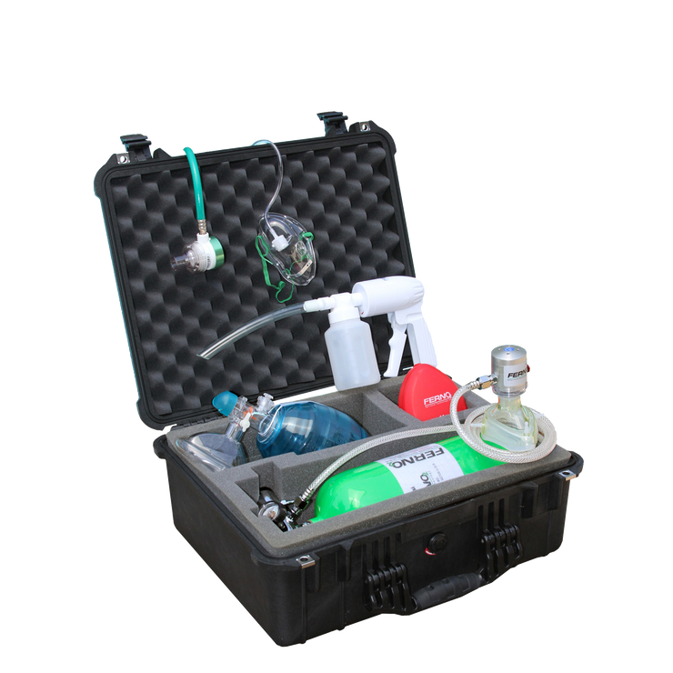 Seahorse Portable Airway Kit