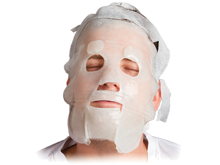 BURNTEC BURN MASK
