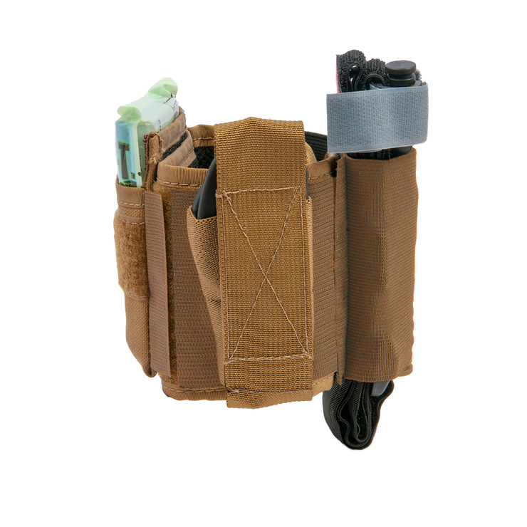 Raptor Ankle Response Kit - Coyote