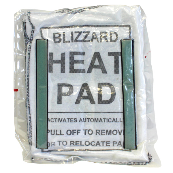 BLIZZARD HEAT REPLACEMENT PAD (SET OF 4)