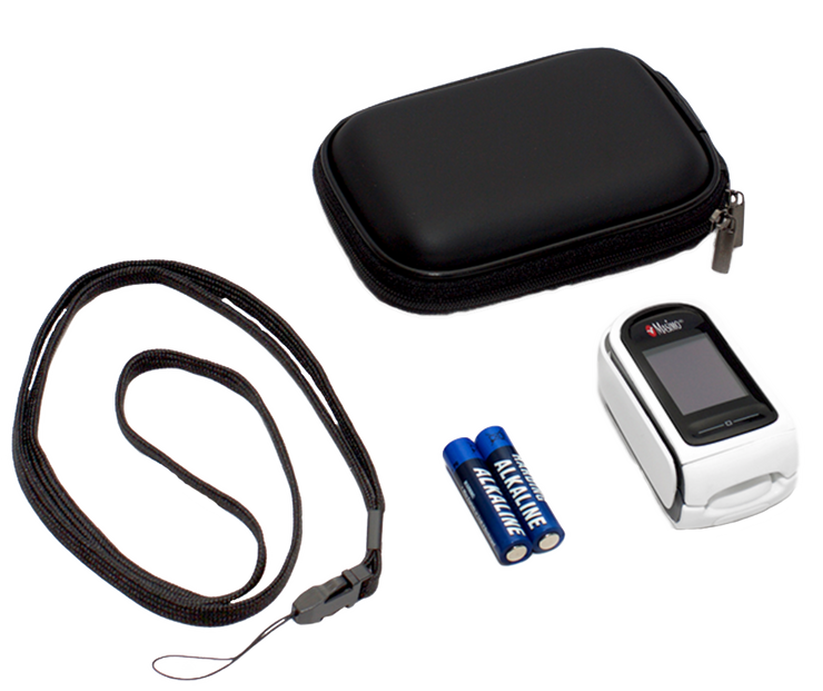 MightySat™ Rx Fingertip Pulse Oximeter With Bluetooth LE