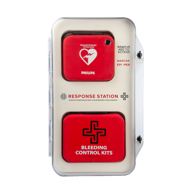 Response Station™ Basic Philips HeartStart OnSite
