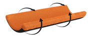 "Soft Shell Splint 12"" Orange (Firm)"