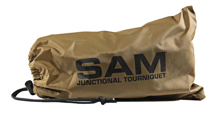 SAM Junctional Tourniquet Deluxe Pack (SJT)
