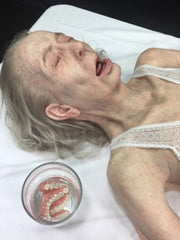 LIFECAST ELDERLY FEMALE ALS