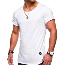 Load image into Gallery viewer, Basic Simple Cotton Comfortable T-Shirt