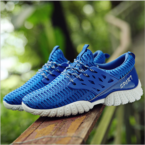 Fashion Mesh Outdoor Sports Shoes