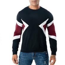 Load image into Gallery viewer, 90% Cotton Mens Fashion Long Sleeve Tshirt