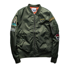 Load image into Gallery viewer, Fashion Men's Wear Brand Baseball Jacket Coat