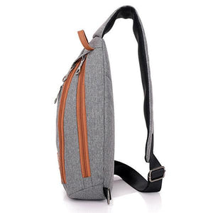 Large Capacity Chest Bag Cross Body Messenger Bag