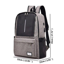 Load image into Gallery viewer, Multi-Functional Large Capacity Laptop Bag