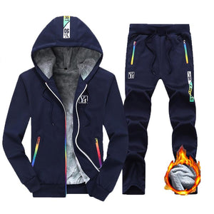 Mens Leisure Sports Suit