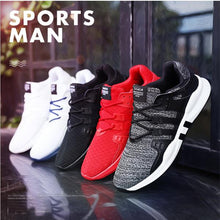Load image into Gallery viewer, Men's Mesh Breathable Running Sneakers