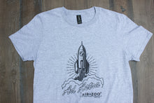Load image into Gallery viewer, Ad Astra Rocket T-Shirt