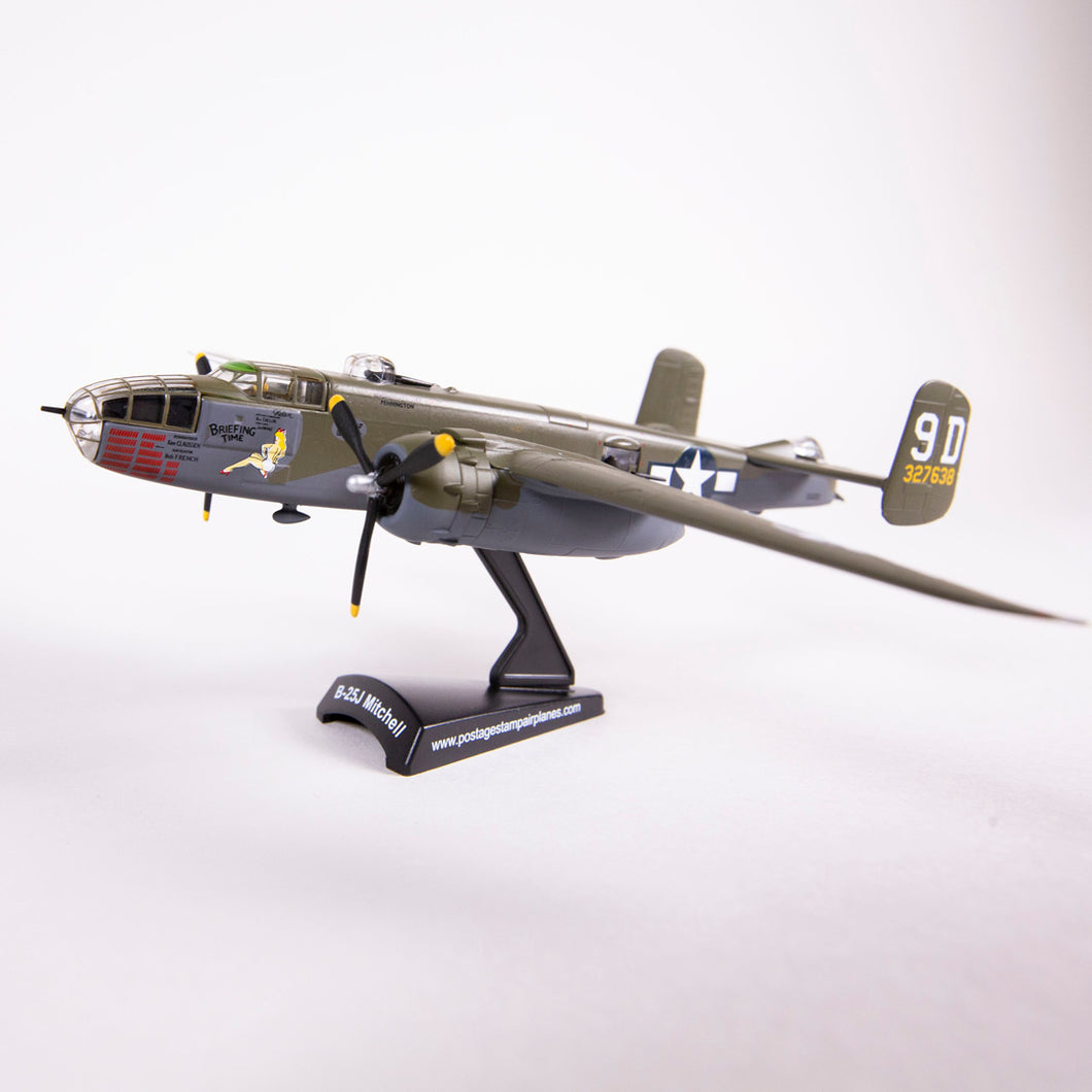 B-25 Mitchell Bomber Collectible