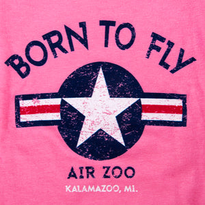 """Born To Fly"" Toddler T-shirt"