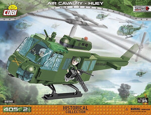 Cobi Air Cavalry Huey