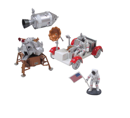 E-Z Build Lunar Rover Scale Model Kit