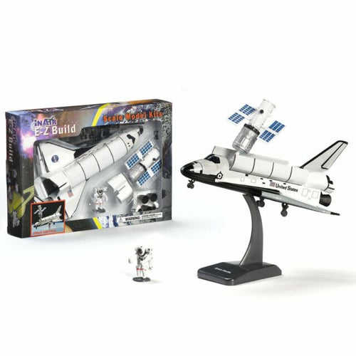 E-Z Build Space Shuttle Scale Model Kit