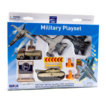 Load image into Gallery viewer, Military Playset