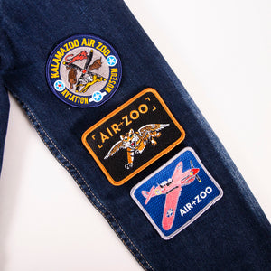 Pink P-4O Patch