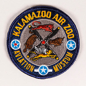 Vintage Air Zoo Patch