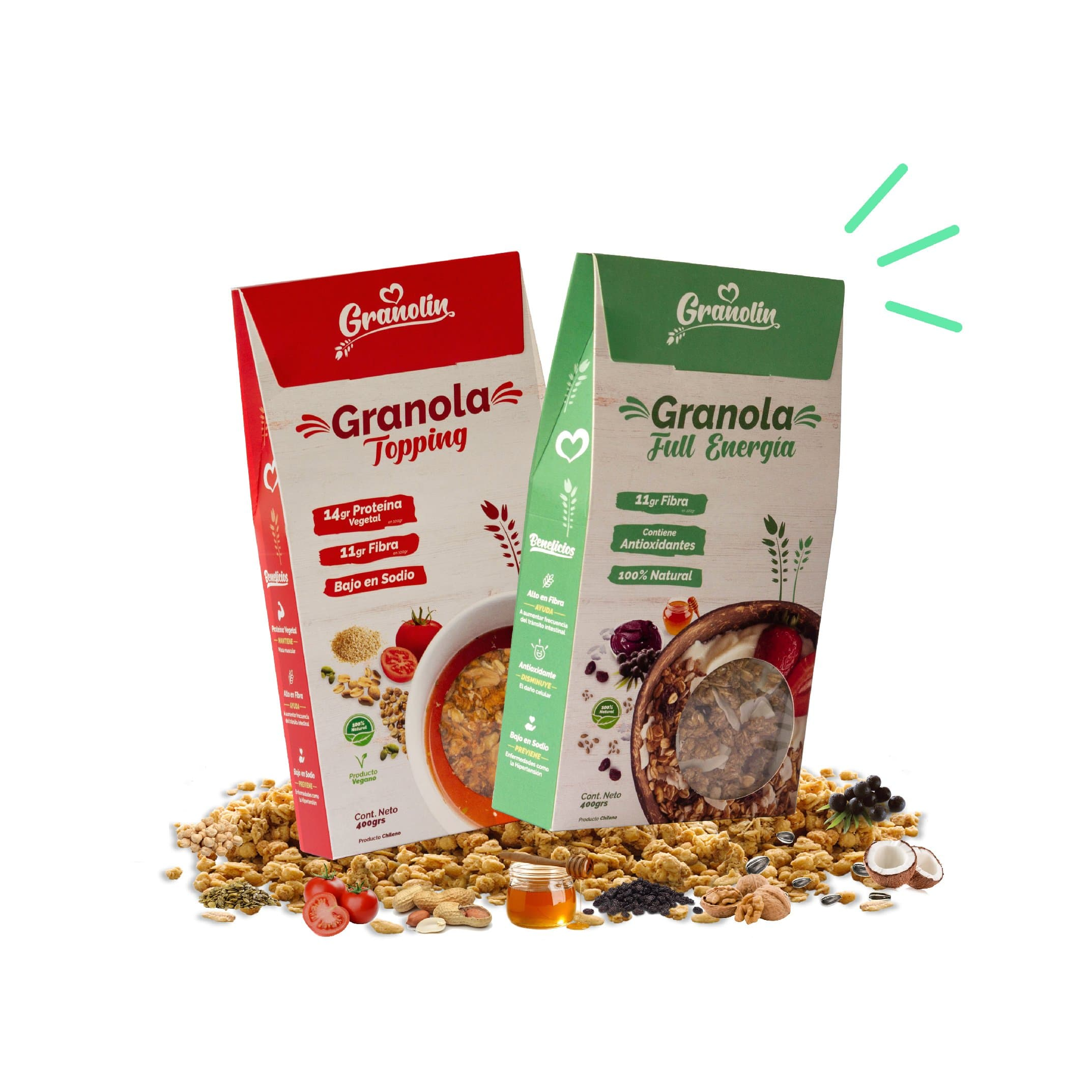 Pack Duo Granola