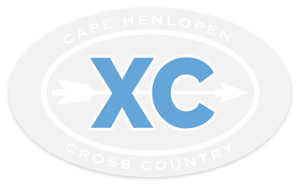 Cape Cross Country Car Sticker