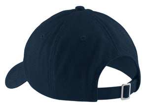 Port & Company® - Brushed Twill Low Profile Cap (Viking Head Embroidered)