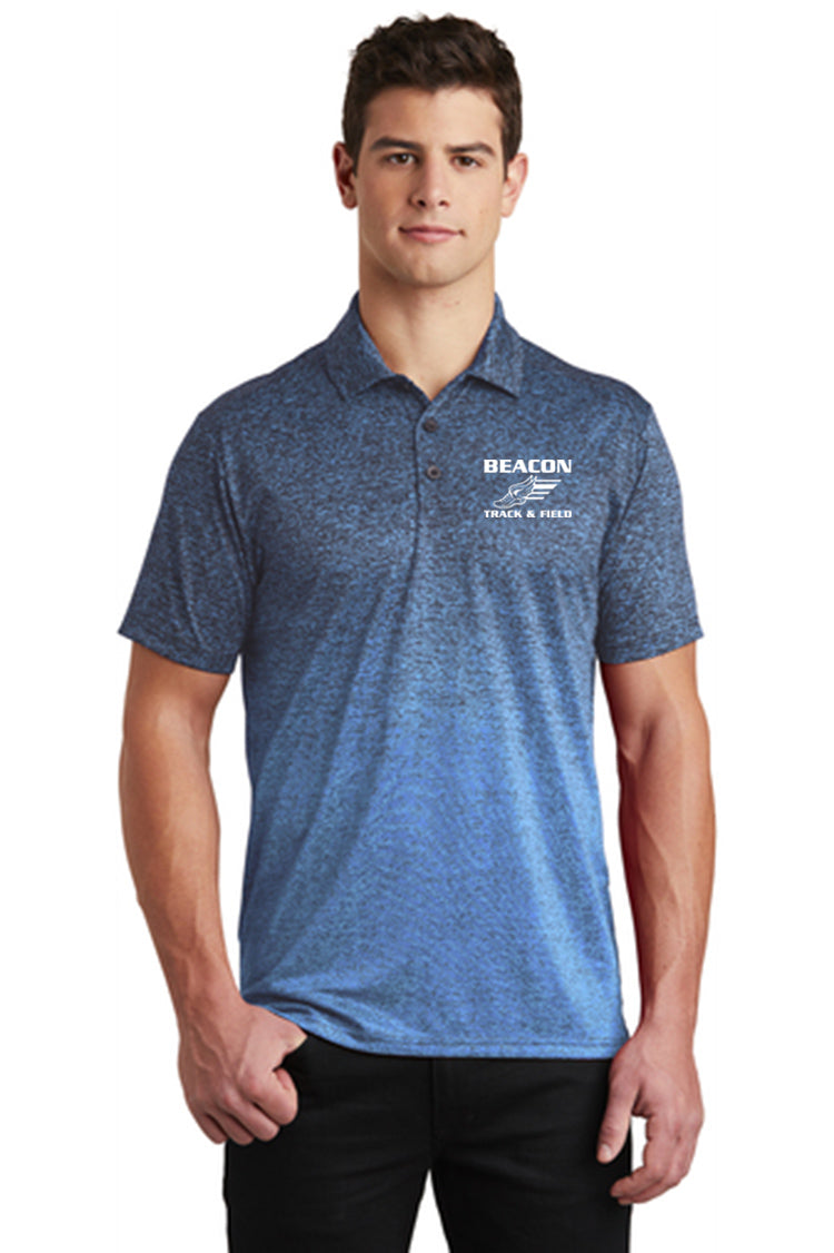 Sport Tek - Ombre Performance Polo (ADULT)